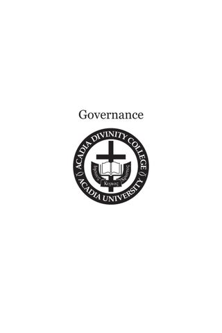Page 189 of Governance