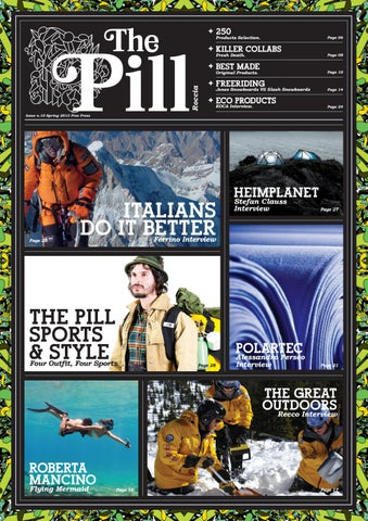 The Pill Magazine 10 by Hand Communication - issuu 78daf0f2780d