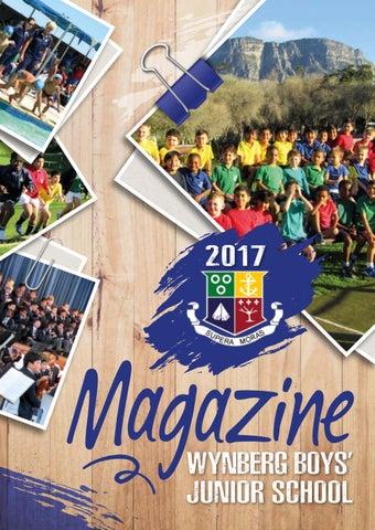 82dbafbcd3 Wynberg Boys  Junior School Magazine 2017 by Wynberg Boys  High ...