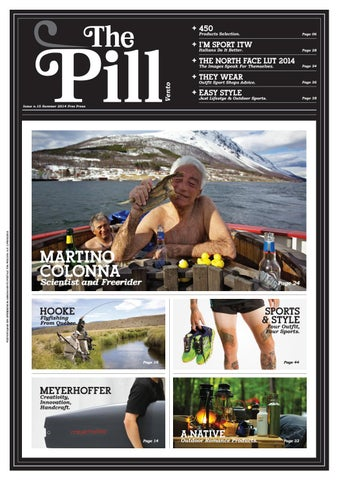 The Pill Magazine 15 by Hand Communication - issuu f6edb426a862