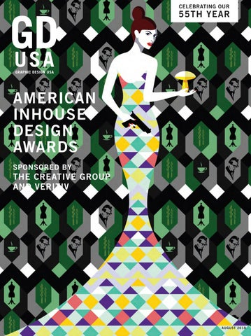 Novemberdecember 2015 Gdusa Magazine By Graphic Design Usa Issuu