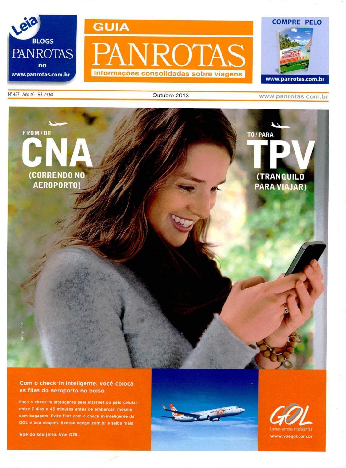 1a52afbdc26 Guia PANROTAS - Edição 487 - Outubro/2013 by PANROTAS Editora - issuu
