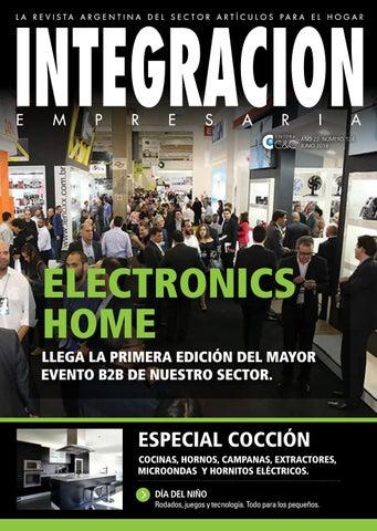 f602c7a76c2f Revista Integración Empresaria by Grupo Eletrolar - issuu