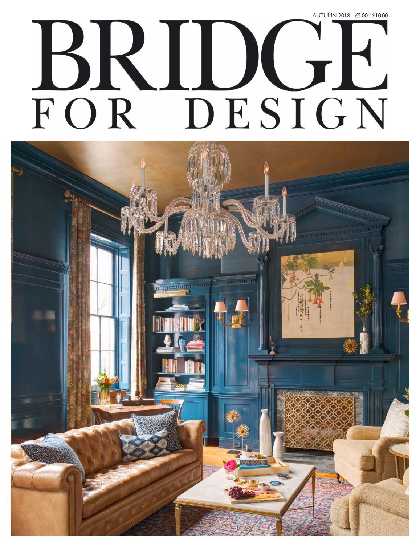 Autumn 2018 Issue By Bridge For Design Issuu