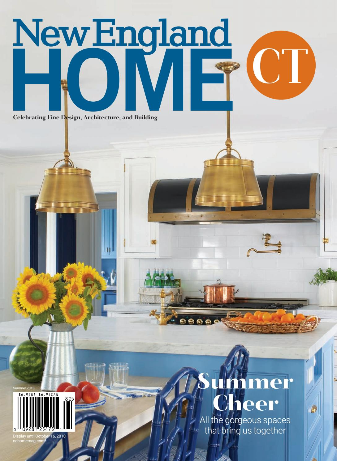 New england home connecticut summer 2018 by new england home magazine llc issuu