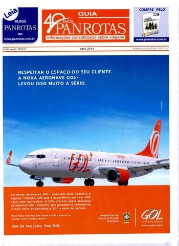 335535acd74 Guia PANROTAS - Edição 493 - Abril 2014 by PANROTAS Editora - issuu