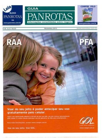 a8a7aa5344d Guia PANROTAS - Edição 488 - Novembro/2013 by PANROTAS Editora - issuu