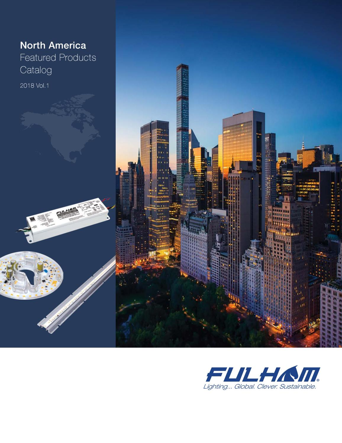 Fulham North America Featured Products Catalog By Co Inc Workhorse Electronic Ballast Wiring Diagram Issuu