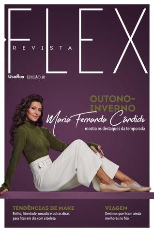 11aead0a9 Revista Usaflex calçados inverno 2018 by Claudiane de Abreu Dias - issuu
