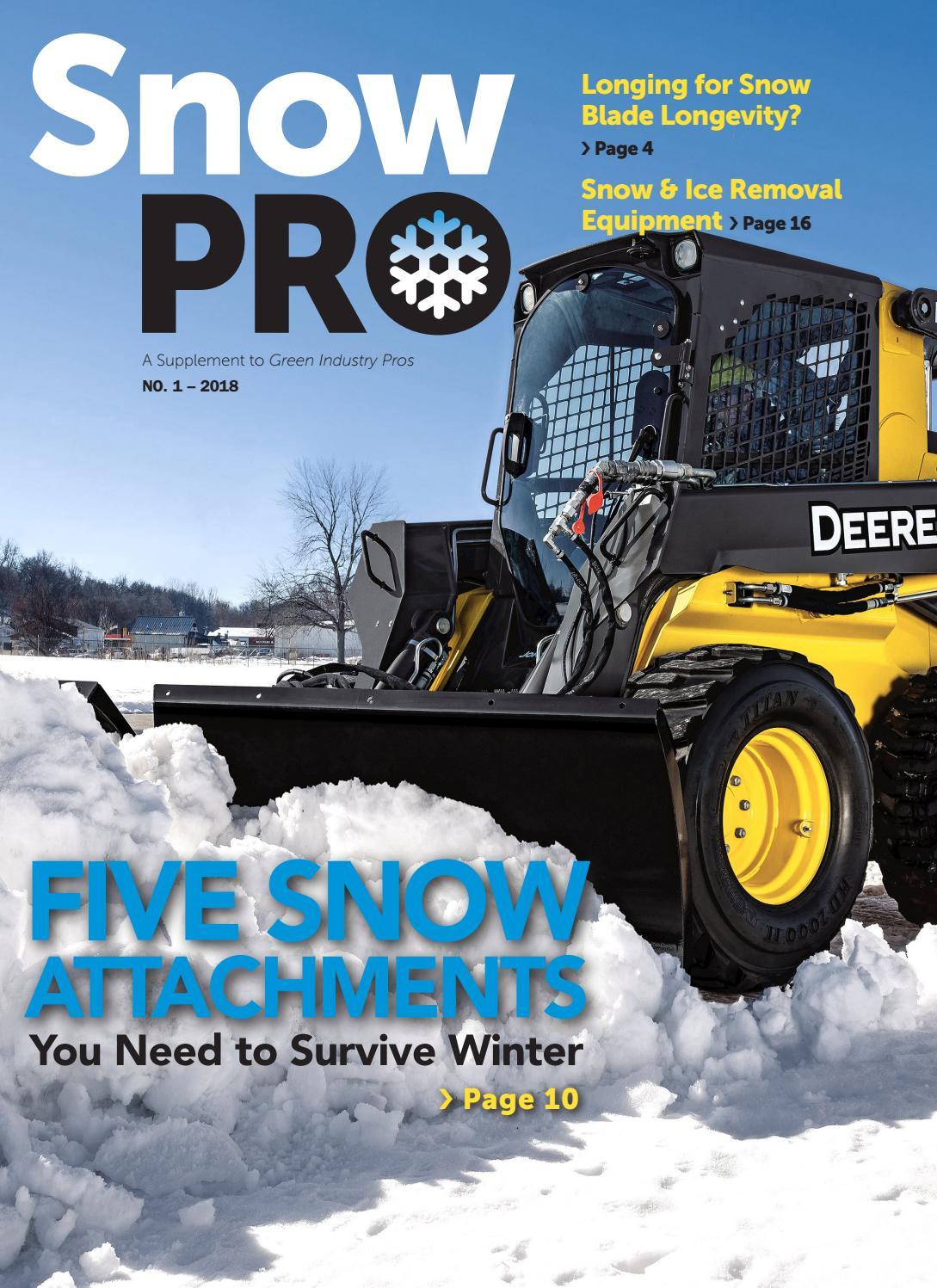 SnowPRO Number 1 2018 by GreenIndustryPros com - issuu