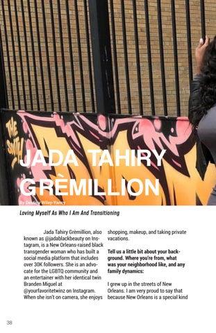 Page 38 of Jada Tahiry Grémillion