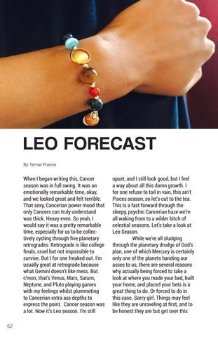 Page 62 of Leo Forecast
