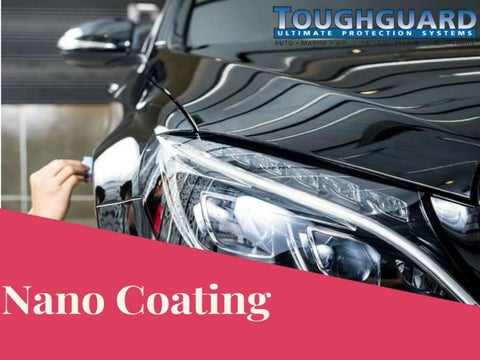 Nano coating for paint protection in Singapore by toughguard - issuu