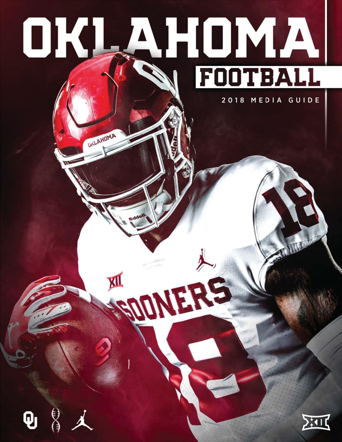 2018 Ou Football Media Guide By Ou Athletics Issuu