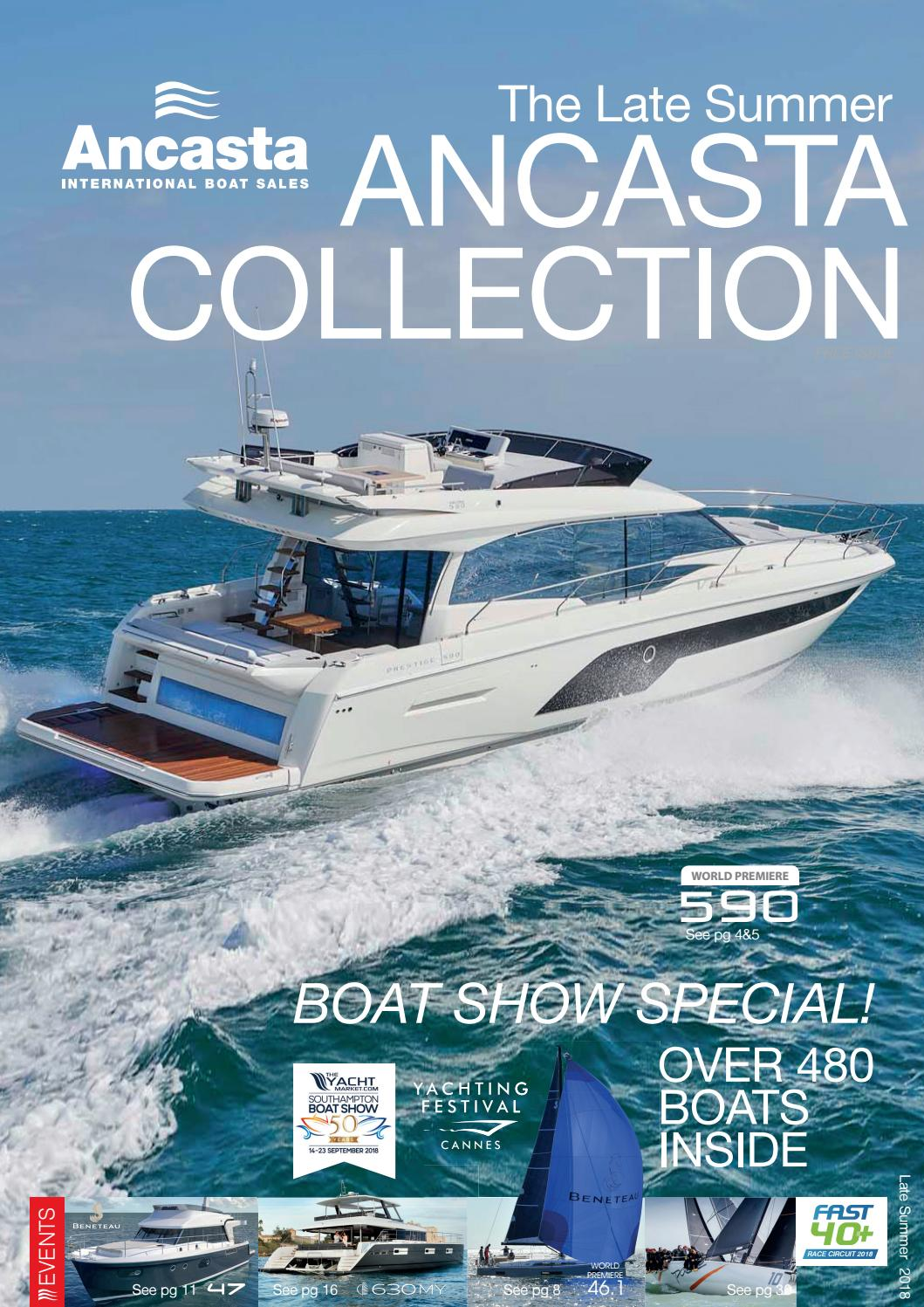 Ancasta Late Summer Collection 2018 by Ancasta International