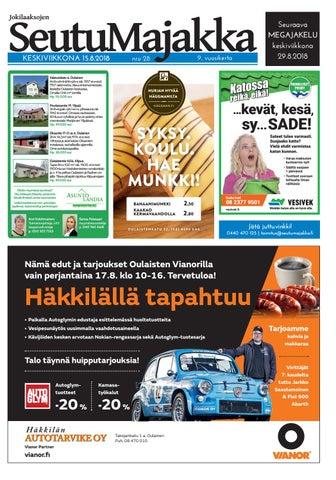 Seutumajakka 15.8. by Seutumajakka - issuu 904417d5ea