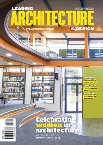Leading Architecture & Design August/September 2018