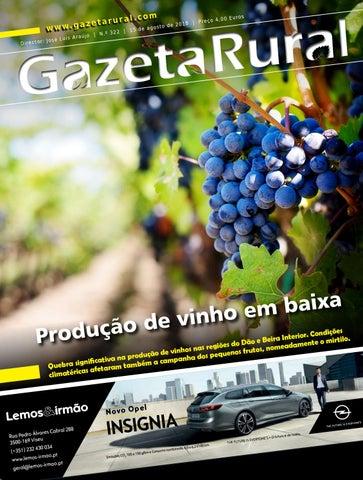 cfd51e8334 Gazeta Rural nº 322 by José Araújo - issuu