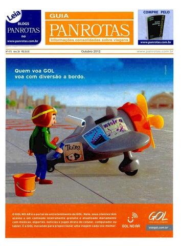 18863d89c58 Guia PANROTAS - Edição 475 - Outubro 2012 by PANROTAS Editora - issuu