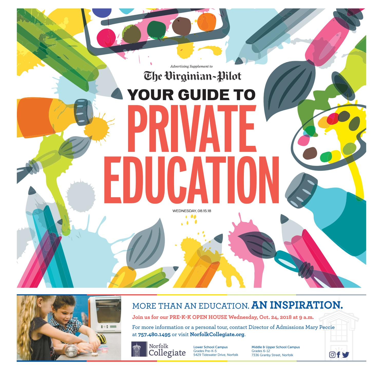 Your Guide to Private Education by Pilot Media - issuu