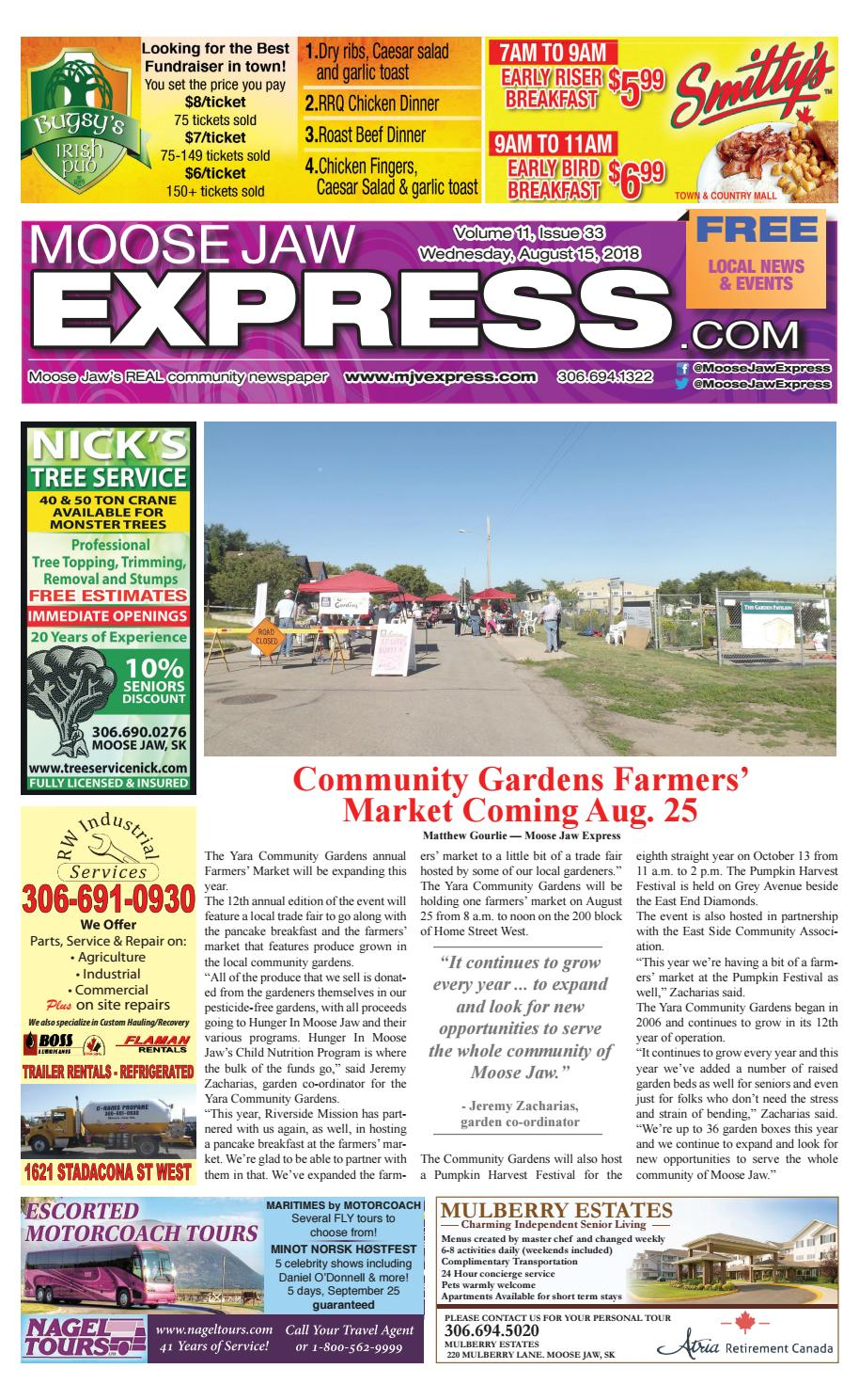 44bcbc336d6 Moose Jaw Express by Moose Jaw Express - issuu