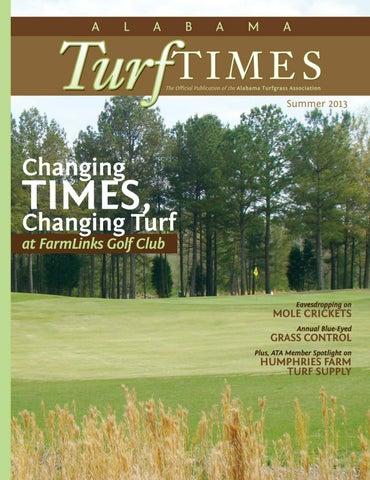 Alabama Turf Times - Summer 2013 by leadingedgepubs - issuu