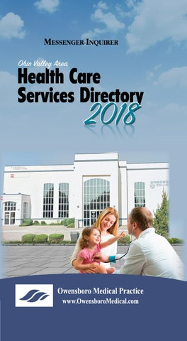 2018 19 Health Care Directory By Messenger Inquirer Issuu