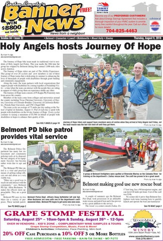 Banner-News 8-9-18 by Community First Media - issuu