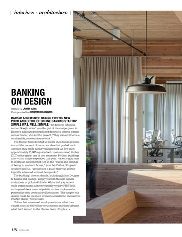 Page 118 of Banking on Design