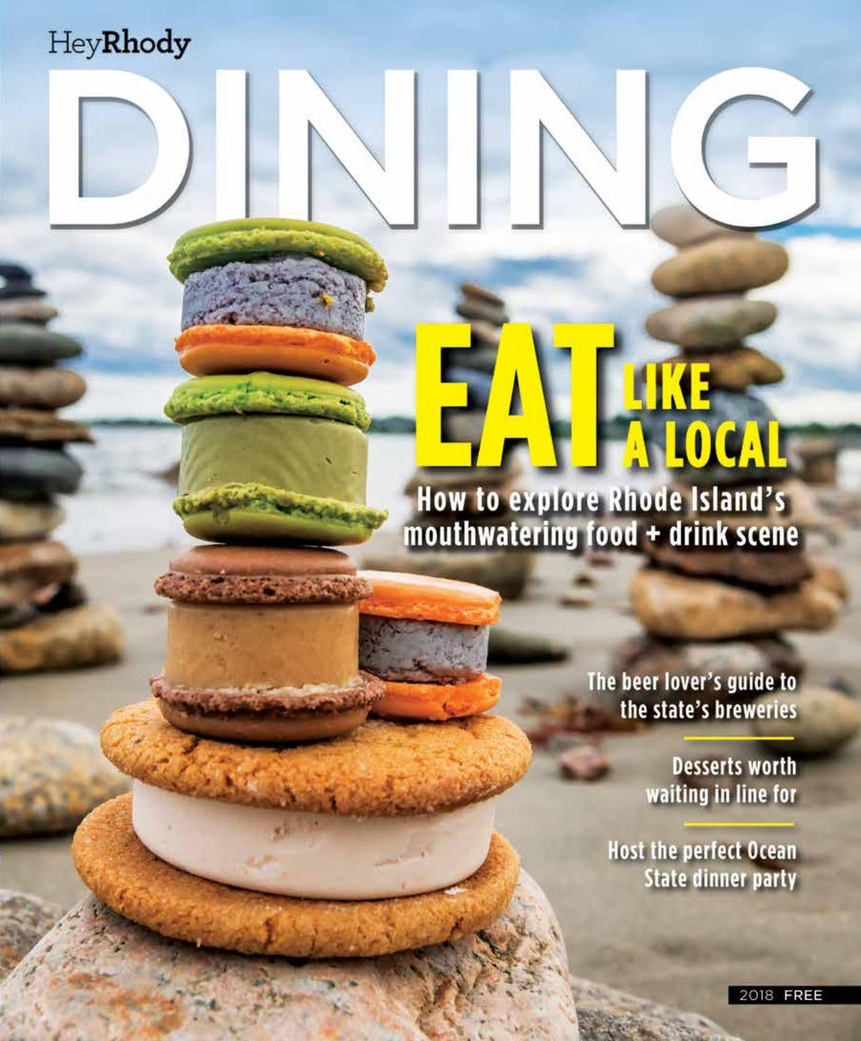 f79fb87f389 Hey Rhody Dining Guide 2018 by Providence Media - issuu