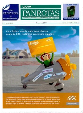 a5f37c72963 Guia PANROTAS - Edição 476 - Novembro 2012 by PANROTAS Editora - issuu