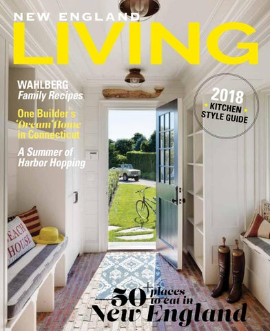 9705d35cc0eb New England Living Spring 2018 by Formerly  Lighthouse Media ...