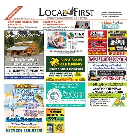 Local First Latham Colonie Delmar 020719 by Capital Region
