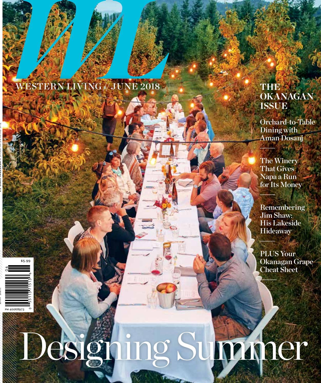 WESTERN LIVING, June2018 by Canada Wide Media - issuu