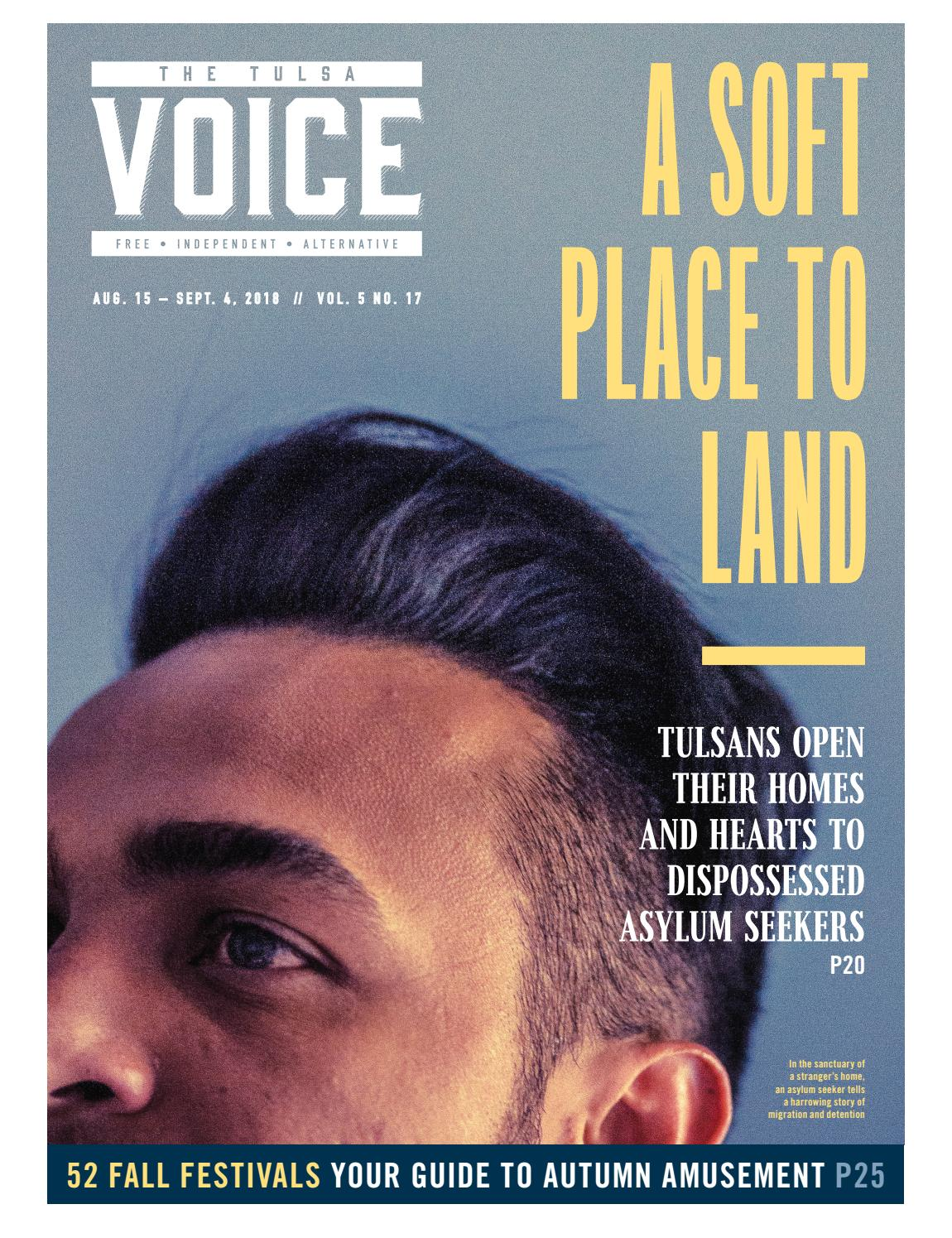 The Tulsa Voice | Vol  5 No  17