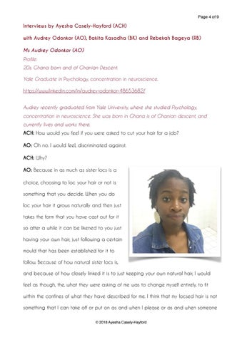 Page 4 of CHASTITY JONES. You cannot believe it till you read it