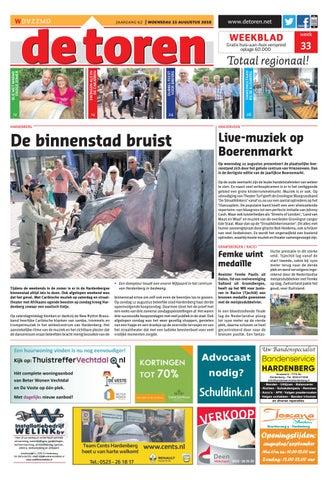 ecdf97949dd De Toren - Week 33 2018 by Weekblad De Toren - issuu