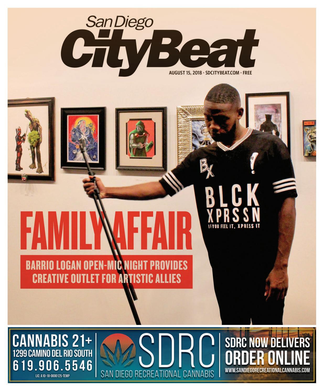 San Diego CityBeat • Aug 15 72b8cee8d