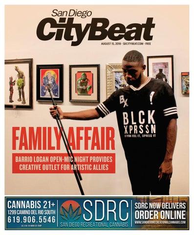 aae79ee3fc89 San Diego CityBeat • Aug 15, 2018 by San Diego CityBeat - issuu