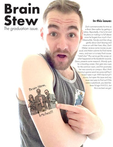 Brain Stew 17 18 Issue 14 By Pierre Laclede Honors College Issuu
