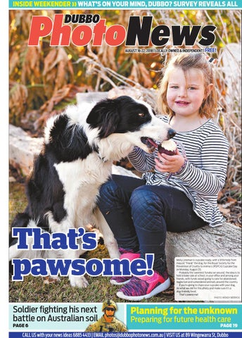 Dubbo Photo News 16.08.2018 by Panscott Media - issuu dd68afa04a87e