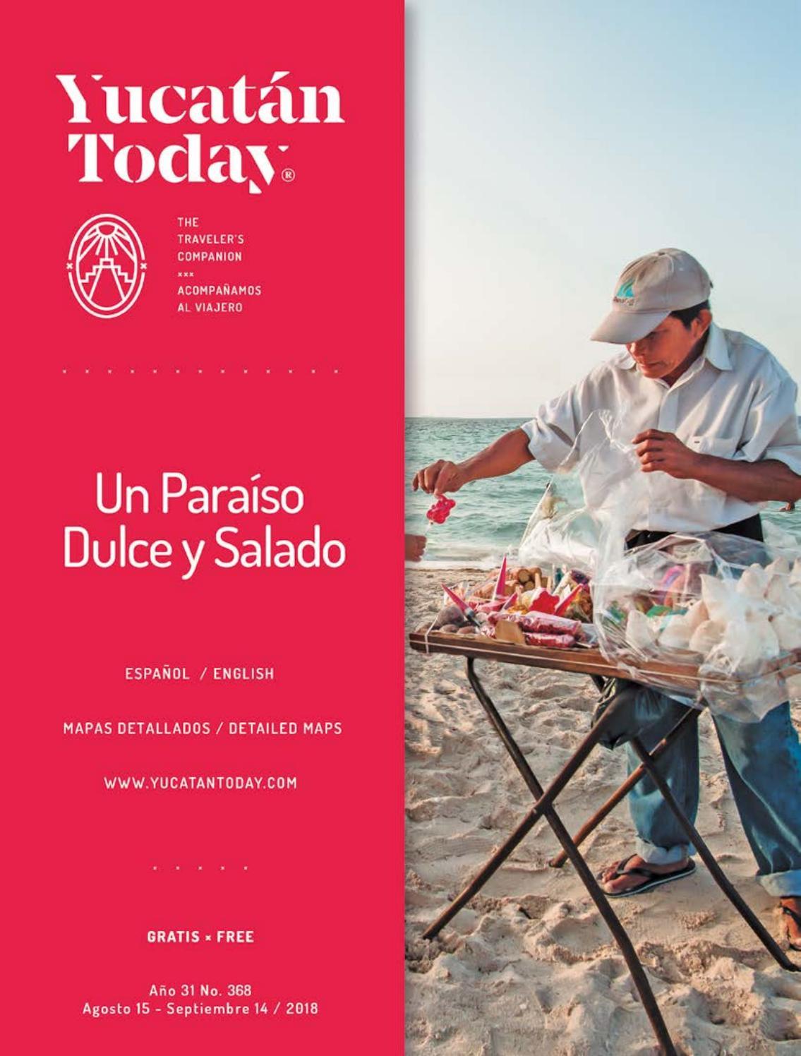 Issuu 142018 Ago By 15 Sep Today Yucatan 4q3RLj5A
