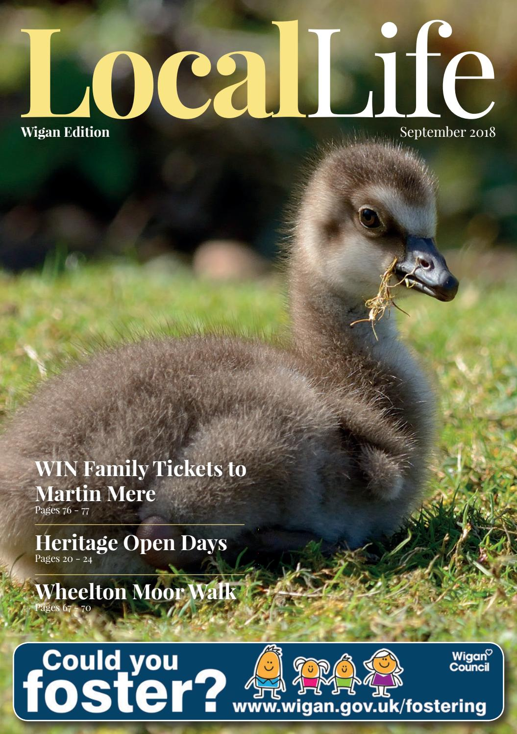Local Life Wigan September 2018 By 247 Ltd