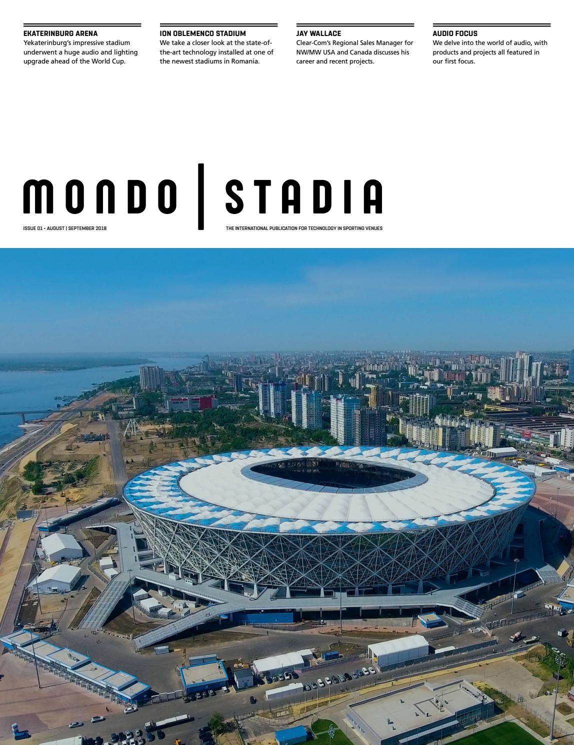 mondo   stadia - Issue 01 by Mondiale Publishing - issuu 76e1fb0a580
