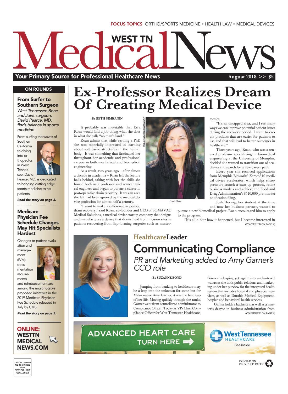 August 2018 WTMN by Medical News - issuu