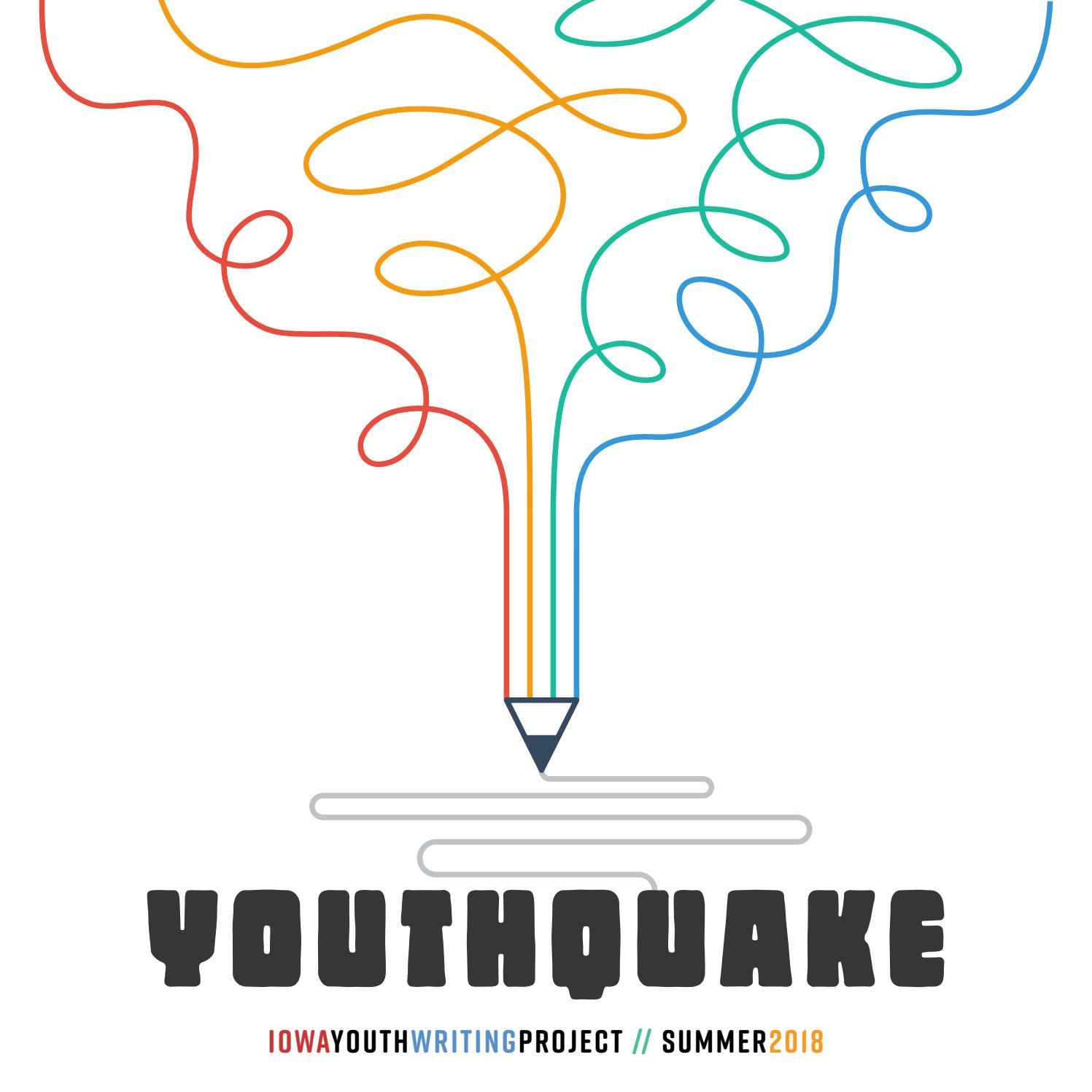 YOUTHQUAKE, vol. 1