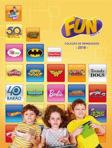 3784d50163 Catálogo Barão Distribuidor 2019 by FunBrinquedos - issuu