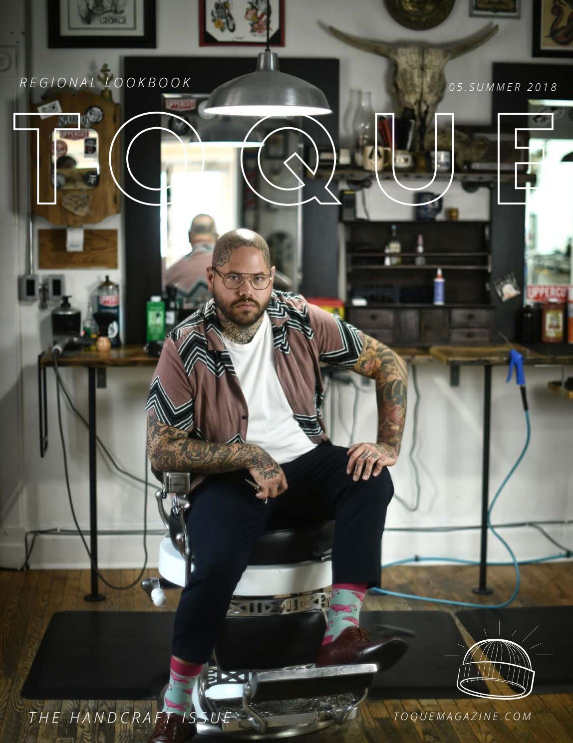 Toque Magazine Issue 5 The Handcraft Issue By Toque