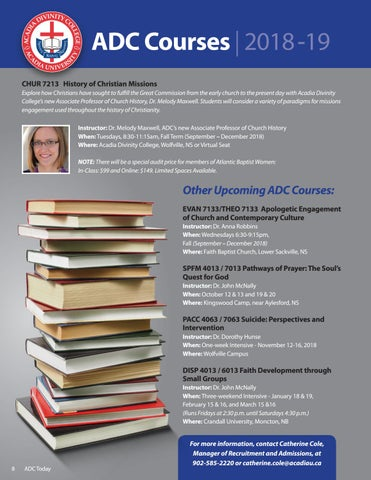 Page 8 of ADC Historical Overview