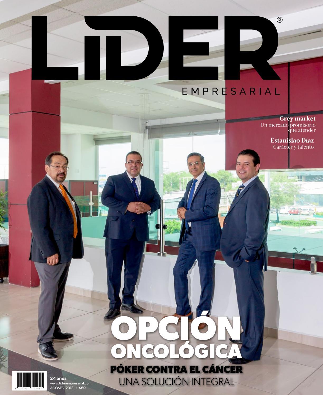 a143e2f086142 Revista Líder Empresarial No. 283 by Revista Líder Empresarial - issuu